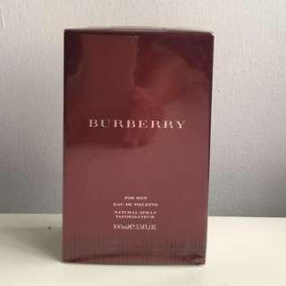 Brand New: Burberry for Men - 100 ml