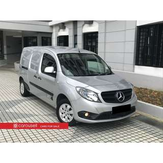 Mercedes-Benz Citan 109 CDI Van Extra-Long 2 Seaters
