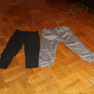 JOGGER & TIGHT (RM15 for ALL)