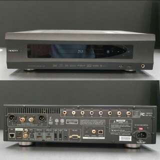 OPPO BLU-RAY DISC PLAYER BDP-105D