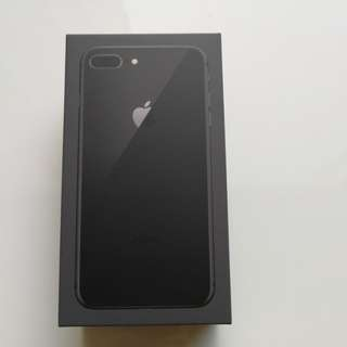 Iphone 8 plus 盒