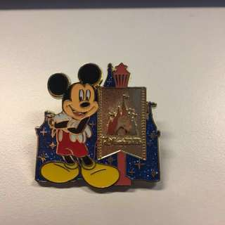 HK disney pin