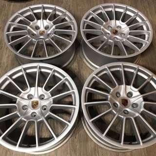 🌟原廠 Porsche Cayenne GTS   21吋原廠鋁圈🌟