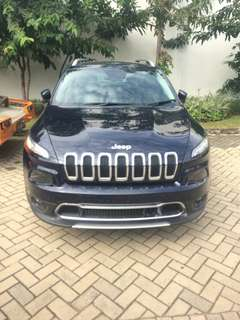 Jeep Cheerokee Limited 2014