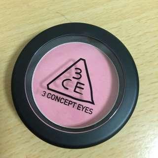 3 Concept Eyes 3CE Blusher - Valentine Pink