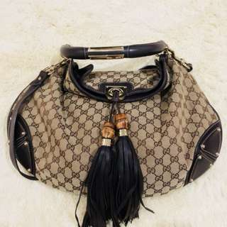 Gucci Babouska Indy Shoulder Bag