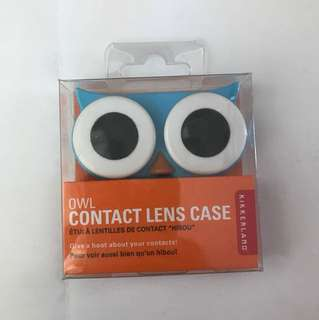 Free Mail! BNIB Contact lens case