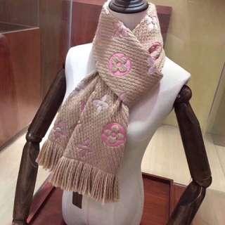 Authenthic Logo Mania scarf