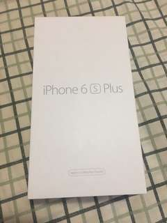 Iphone 6s plus 64gb trade to note 8