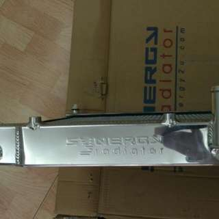 Synergy Aluminum Radiator CS3/Evo9
