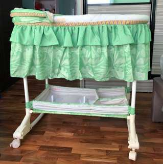 To Bless Fisher Price Baby Bassinet Cot