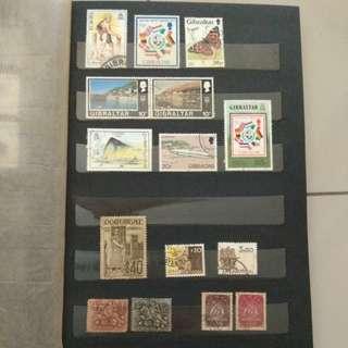 Europe Stamps Album 2