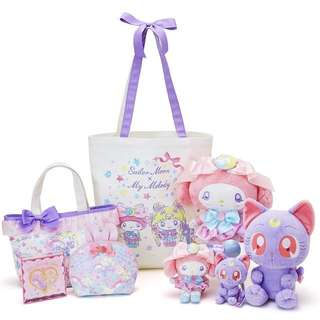 全新正品 Sailor Moon x My Melody 精品