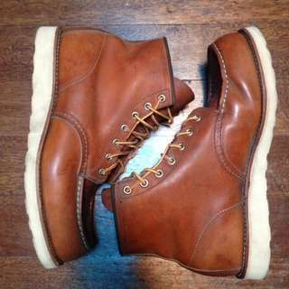 RED WING 875 boots (2015)