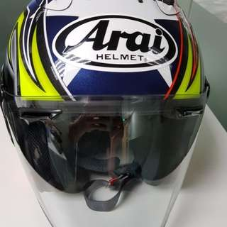 Arai Edward Collins Edition