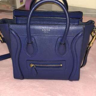 Celine handbags small(purchased in counter)