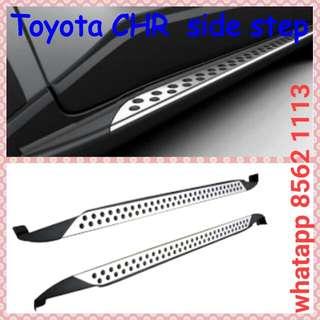 Toyota CHR side step.