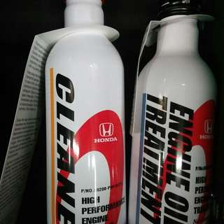 Fuel cleaner/engine treatment