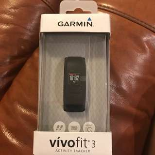 Garmin vivofit 3 - activity tracker