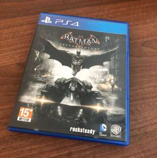 Batman Arkham Knight PS4 (PS 4)