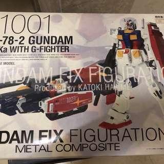 高達Bandai 機動戰士GUNDAM Fix Figuration 1001 RX 78-2