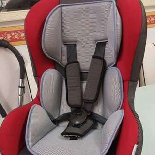Sweet Heart Carseat