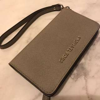 Michael Kora travel phone wallet