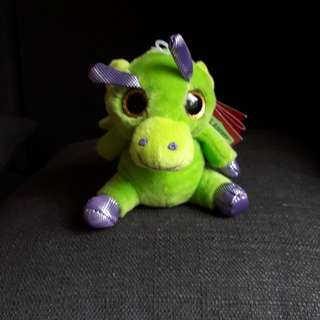 Dragon Soft Toy Orby's