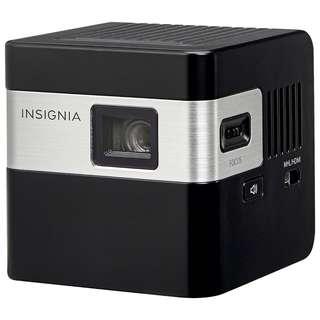 Insignia™ - DLP Pico Portable Projector