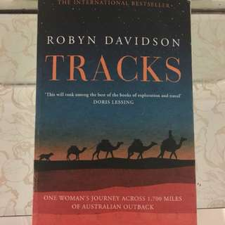 Tracks - Year 12 unit 3&4 books