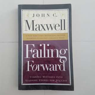 Failing Forward - John C Maxwell