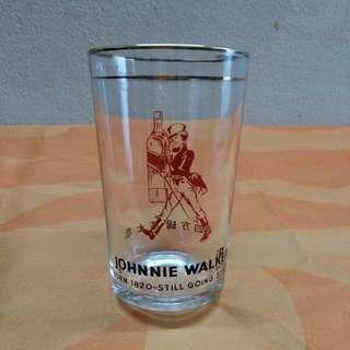 Johnnie Walker Vintage glass
