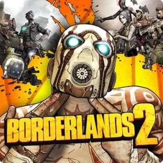 Borderlands 2 Steam Game