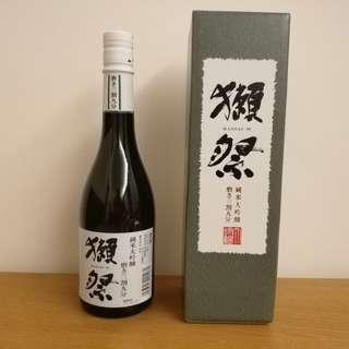 日本清酒 獺祭 三割九分 720ml