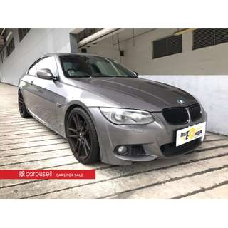 BMW 3 Series 335i Coupe M-Sport