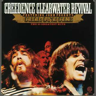 Creedence Clearwater Revival Featuring John Fogerty ‎– Chronicle - The 20 Greatest Hits CD