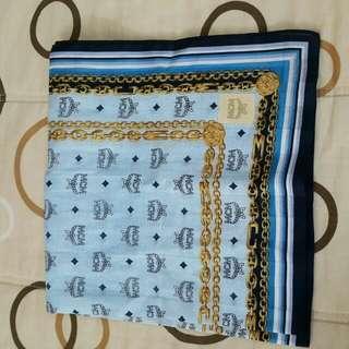 Mcm handkerchief
