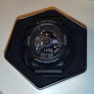 全黑 G-Shock GA110