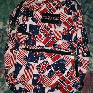 Jansport Flag series bag limited edition