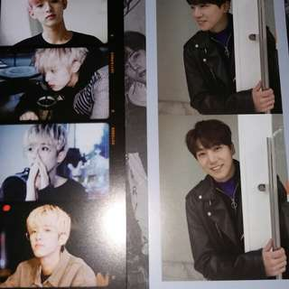 放 Day6 MOONRISE photocard