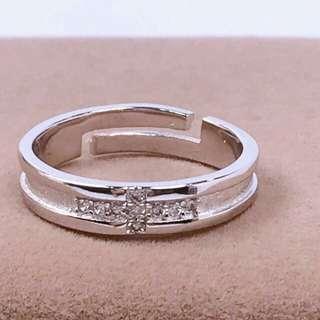 Prince and Princess crown ring