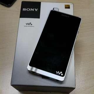 Sony Network Walkman ZX1
