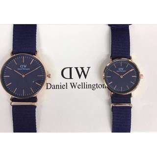 Jam Daniel Wellington Couple