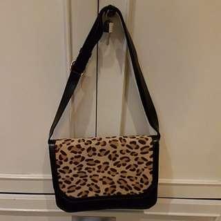 Tas Zara Leopard
