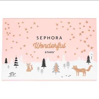 Sephora Wonderful Stars Palette