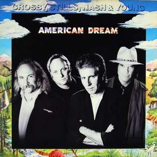 Crosby, Stills, Nash & Young – American Dream CD