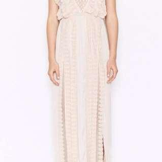 Alice McCall Desire dress Ballet Pink Size 12 BNWT