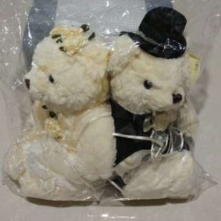 BNIP Wedding Bears