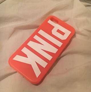 Victoria secret pink iPhone 5/5s case