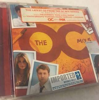 Various Artists - The OC Mix 5 CD